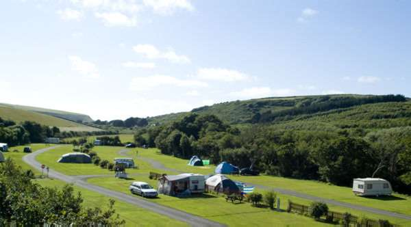 sunhaven valley near mawgan porth